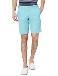 Hammock Men's Solid Chino Shorts - Green