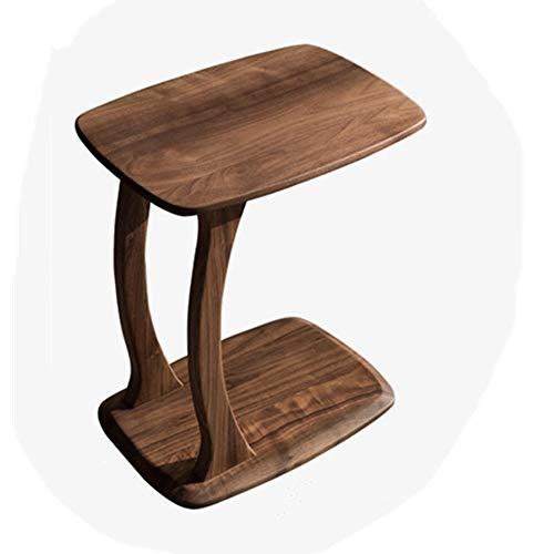 Quskto Mesa de café Tablas Retro Creatividad End Modernas mesas de ...