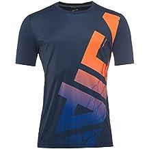 Head Vision Radical Camiseta, Hombre, Azul Marino, Medium