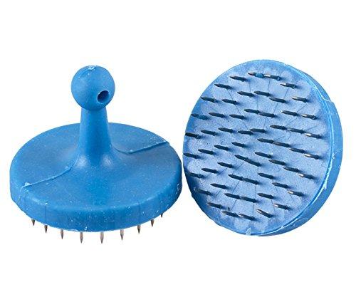 AMY Shisha Alu-Folien Stecher Folienstecher Wasserpfeifea (Blau)
