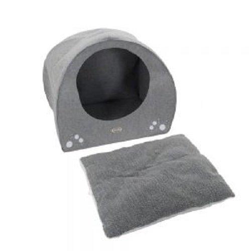 Zooplus Hundehaus/Hundeiglu für drinnen, bequem, große Größe -