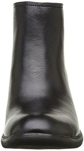 Un Matin d'Eté Acosta, Bottes Classiques Femme Noir (V Merengo/Cut Square Noir)