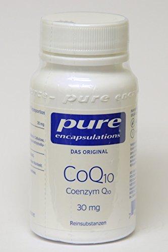 Pure Encapsulations CoQ10 30mg 60 Kapseln -