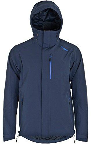 Twentyfour Ifjord Boy's Outdoor Jacket Blau Dark Marine 14 Jahre