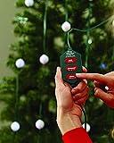 Star Shower Tree, LED-Weihnachtslicht, LED-Farblicht für Weihnachtsbaum, 64 Erdlichter@Europäische Norm 64 Lichter