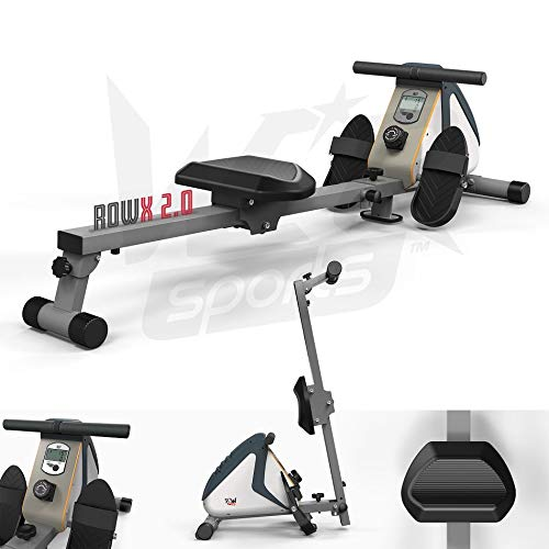 41sv1%2BXryJL. SS500  - We R Sports RowX2 Magnetic Rowing Machine