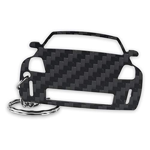ACF Nissan Schlüssel-Anhänger | echtes Carbon | Geschenk-Idee | Tuning | Nissan 350Z Nismo (350z Carbon)