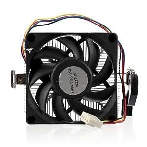 Radiateur de Bheema Ventilateur CPU Pour AMD Socket AM2 AM3 4pins 1A02C3W00 95W