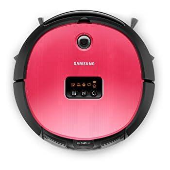 Samsung SR8730 Robot aspirapolvere, Rosa