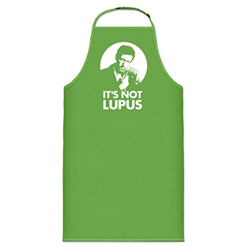 Shirtcity Its Not Lupus Kochschürze by