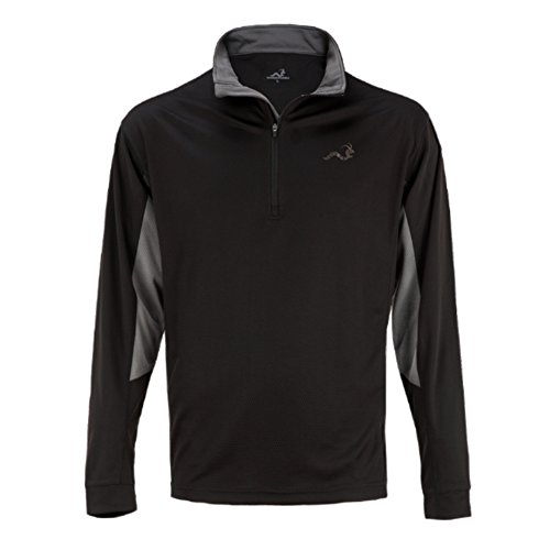 Woodworm Golf Mens 1/2 Zip Tech Pullover / Sweater / Jumper