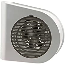 Bricolux 361008 BR - Mata insectos, 4 W + eliminador de humo con ventilador y muy silencioso