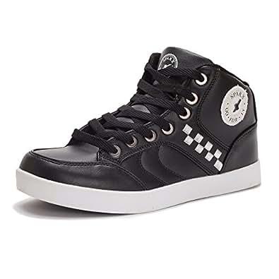Sparx Men Anklet Sports Shoes ( SM-131-BLACK-10 )