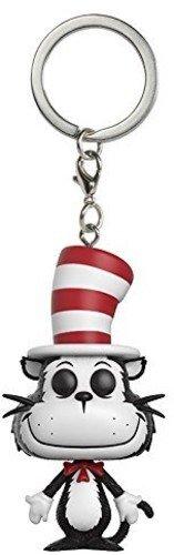 (FunKo Pop Schlüsselanhänger: Dr. Seuss Cat in The Hat Spielzeug Figur)