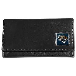 NFL Jacksonville Jaguars Women's Leather Wallet