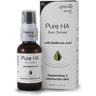 Hyalogic Episilk Pure HA Serum - Pure Hyaluronic Acid - HA Facial Serum - 1 ounce (FFP) by Hyalogic