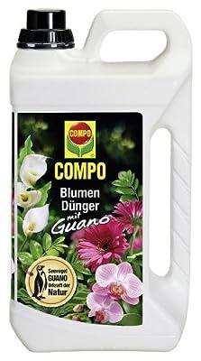 Compo 1204202 Blumendünger mit Guano von Compo bei Du und dein Garten