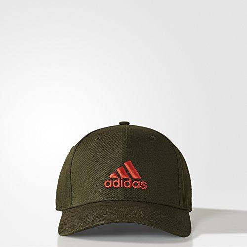 Adidas performance casquette Vert - Grün/Rot