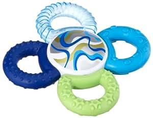 MAM 804311 - Twister, Beißring, für Jungen, farblich sortiert - BPA frei