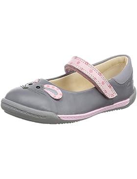 Clarks Kids Iva Pip Fst - Zapatillas de Running Bebé-Niños