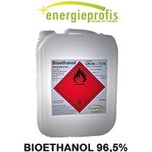30 L (3x10L) BIO ALKOHOL 96,5% ETHANOL BIOETHANOL Kamin VERSANDKOSTENFREI