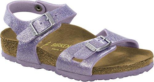 """Birkenstock """"Rio"""" Sandale Birko- Flor Magic Galaxy Lavender (34.0 EU R)"""
