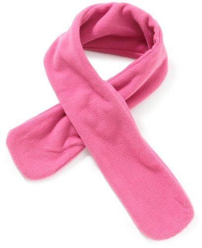 Playshoes Mädchen Steck-Schal aus Fleece, kuschelig weicher Halswärmer mit Schlaufe zum Einstecken, ca. 85 cm lang