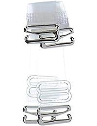 Fabme Women's detachable transparent straps (Pack of 1, 2,3 pair)