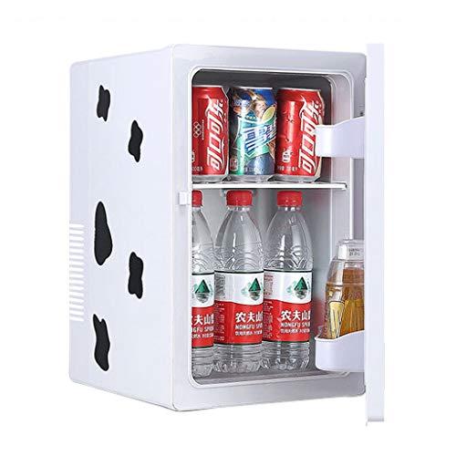 Licy 18L Car Home Refrigerador pequeño refrigerado Mini portátil 12/220 (V) Estabilización...