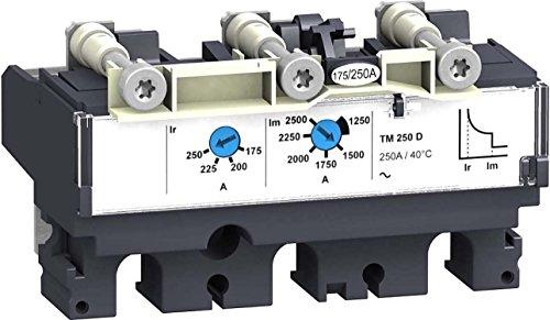 Preisvergleich Produktbild Schneider Electric LV429032TMD Auslöser für NSX100–250Leitungsschutzschalter, 3p Pole, 3D, 63A