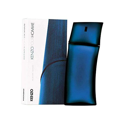 Kenzo homme/men, Eau de Toilette, Vaporisateur/Spray, 1er Pack (1 x 50 ml)