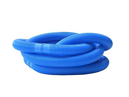 '18 m Ø38 mm (6/4) Flexible de piscine schwimmsaugs chlauch Bleu avec manchon piscine, piscine piscine, piscine, jardin, piscine Tuyau