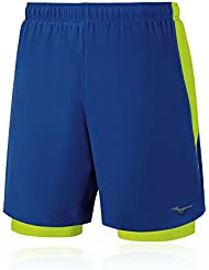 52941bf63 Amazon.es: running 2 in 1 shorts - Pantalones cortos / Hombre ...