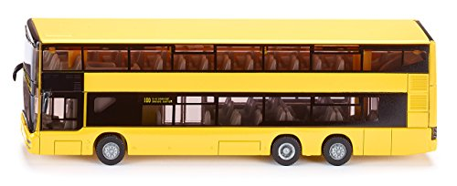 Siku 1884 - MAN Doppelstock Linienbus - Bus