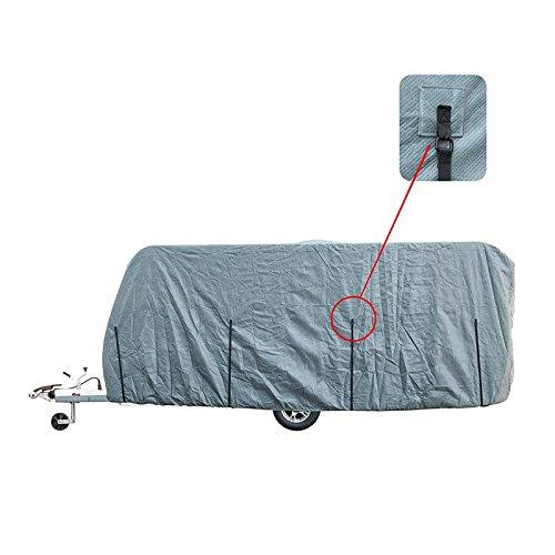 Preisvergleich Produktbild The Drive - 14572-0002 - Wohnwagen Schutzhülle Basic Line 5, 79-6, 40m x 2, 35m