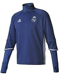 adidas TRG Top Sudadera Real Madrid FC, Hombre, Rosa (Mornat/Balcri)