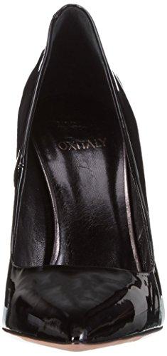 Oxitaly - Stella 100, Scarpe col tacco Donna Nero (Nero (Nero))