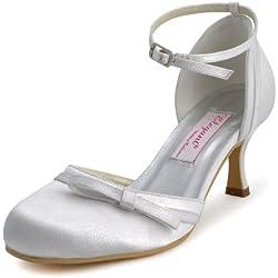 Zapatos de Boda de satén