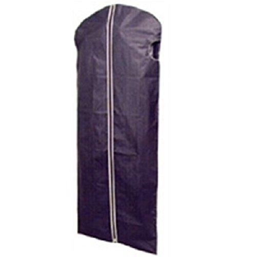 Signature Zip bis lang Coat Abdeckung, elfenbein, 60x 150cm, 2Stück