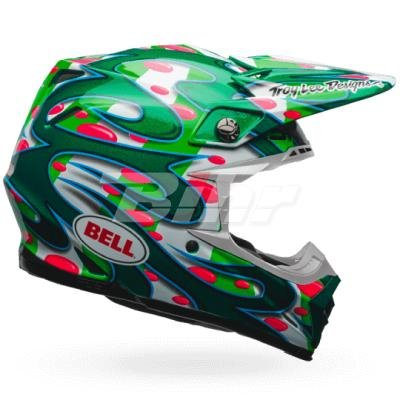 Offroad Helm MOTO-9 FLEX MCGRATH REPLICA