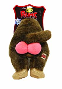 Silly Bums Peluche pour Chien Babouin Grand
