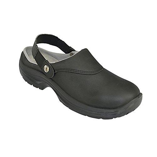 AWC - Calzado de protección para hombre, color Negro, talla 41