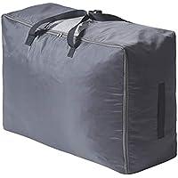 SCM Aufbewahrungstasche für Bettdecken Kissen Kleidung Bettwaren Aufbewahrungstasche Bettenaufbewahrungstasche 70x48x28cm