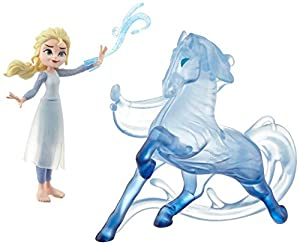 Hasbro Disney Frozen 2 Elsa and New Animal, Multicolor, E6857ES0