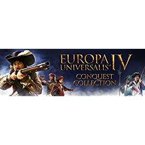 Europa Universalis IV – Conquest Collection [PC Steam Code]