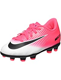 buy online 7c89f 3e1e8 Nike Jr Mercurial Vortex III FG, Chaussures de Football Mixte Enfant