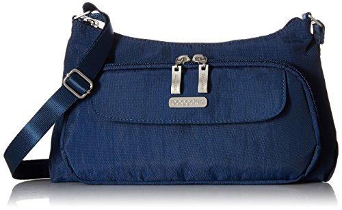 Baggallini Everyday Bagg Damen Geldbörse, Blau (pacific), Einheitsgröße -