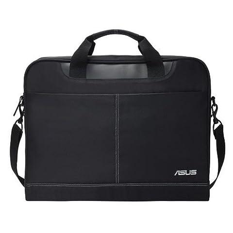 "ASUS Nereus Carry Bag 16"" Sac Messenger Noir - sacoches d"