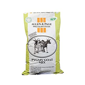 Allen & Page Pygmy Goat Mix Complete Dry Feed, 15 kg 7