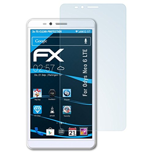 Displayschutzfolien Bildschirmschutzfolien Atfolix 3x Displayschutzfolie Für Huawei P9 Max Schutzfolie Fx-antireflex-hd Verkaufspreis